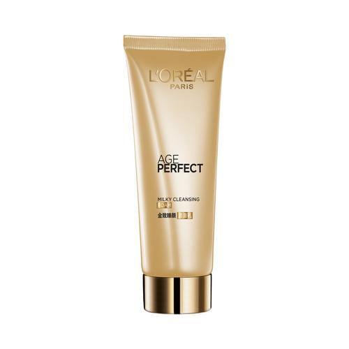 L'OREAL PARIS - AGE PERFECT - MILKY CLEANSING FOAM - 125ml - ANTI-AGING