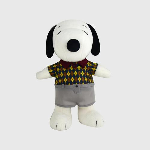 Snoopy Plush shopping out 12""
