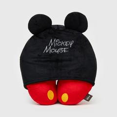 Disney Neck Pillow Mickey Mouse - Red and Black