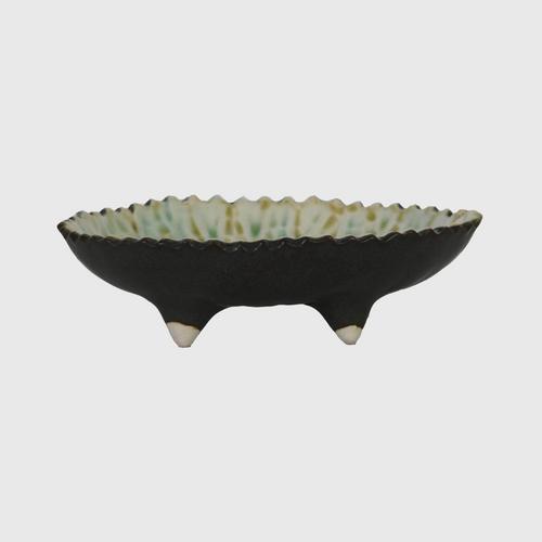 CHULABHORN   Soap Dish Brown B123-4