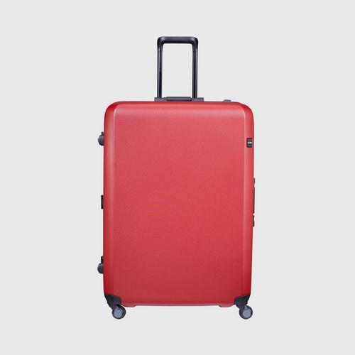 LOJEL Rando Large 4 Wheels TSA Lock-Brick Red