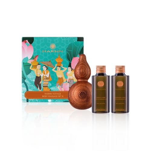 HARNN Voyage Body Massage Set II