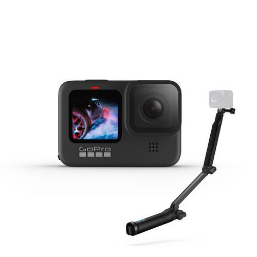 GoPro Hero 9 Black + 3 way