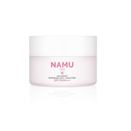NAMU LIFE Snailwhite Whitening Anti - Pollution Spf 30/Pa+++  30 ml