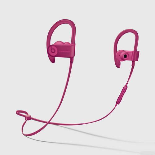 Beats Powerbeats3 无线蓝牙耳机 - Neighborhood Collection, 砖红色