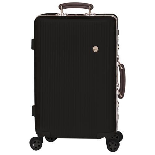 "COVE Luggage Sapphire Series Smart Black 24"""