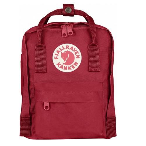 KÅNKEN MINI BACKPACK -DEEP RED