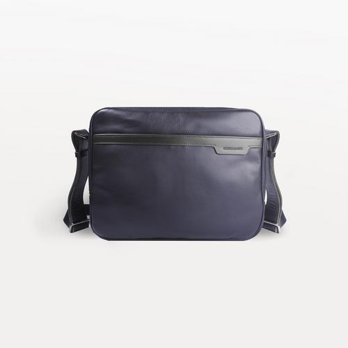 CONTAINER LONDON CROSS BODY  BLUE