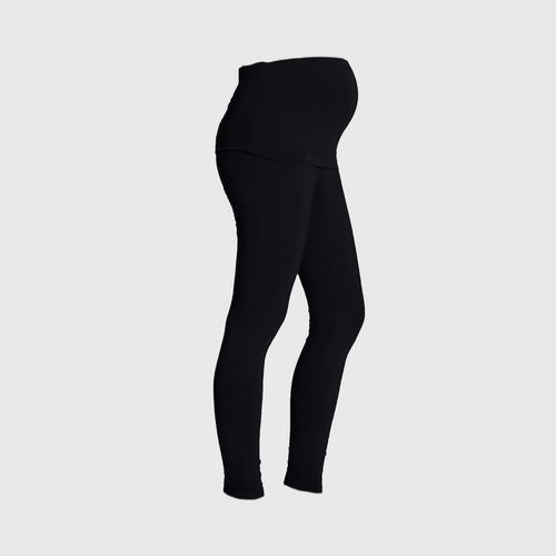NITAN Maternity Supported Leggings S Black