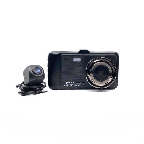 PROOF PF730 XL GPS+WIFI Car Camera  F&R (2K/1080P)