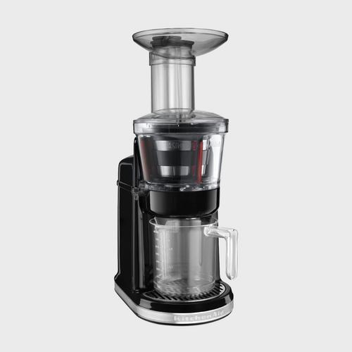 KitchenAid Maximum Extraction Juicer (Slow Juicer) - Onyx Black