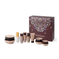 SULWHASOO TimeTreasure Renovating Cream EX Set (Peony Design)