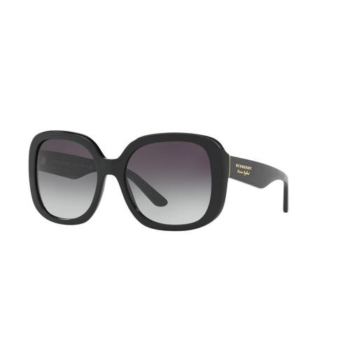 BURBERRY BE4259F Gray Gradient Sunglasses