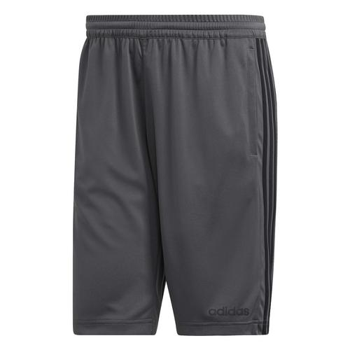 ADIDAS DESIGN 2 MOVE CLIMACOOL 3-STRIPES SHORTS - SIZE XS