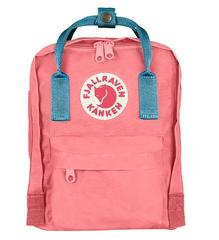 KÅNKEN MINI BACKPACK -PINK/AIR BLUE