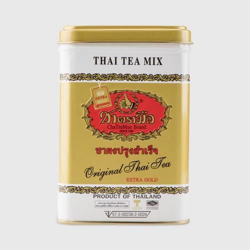 CHATRAMUE Original Thai Tea Extra Gold 125g