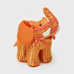 Sunsanee Elephant Stand Raise Doll 2""
