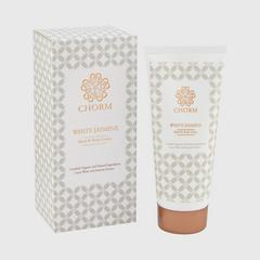 CHORM Certified Organic Body Lotion White Jasmine 80g