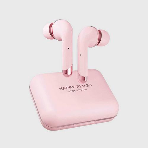 Happy Plugs Air 1 Plus In-Ear True Wireless Headphone - Pink Gold