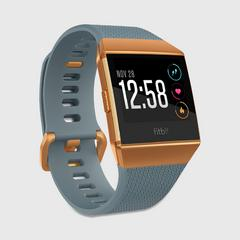 FITBIT Ionic™ Watch - Slate Blue/Burnt Orange