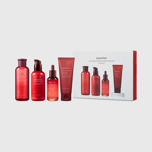 INNISFREE Jeju Pomegragnate Revitalizing Skincare Special Set