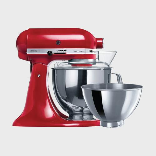 KitchenAid Tilt-Head Artisan Stand Mixer 5 Quart Premium - Candy Apple Red