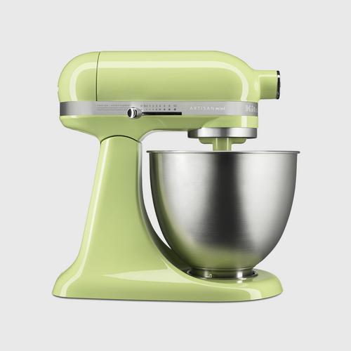 凯膳怡 (KitchenAid) 多功能搅拌揉面机 Tilt-Head Artisan Mini Stand Mixer 3.5 Quart - Honey Dew