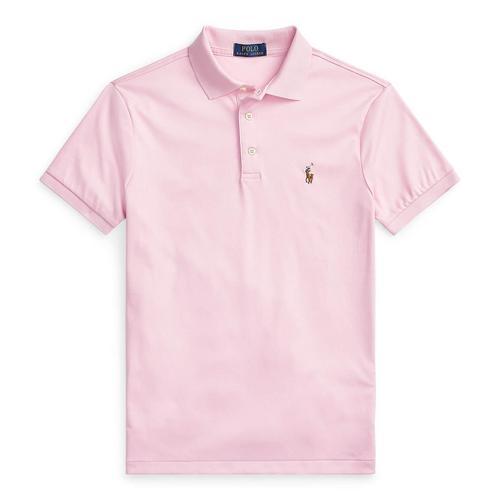 修身版型柔软棉质 Polo 衫