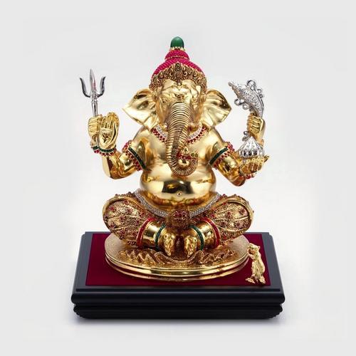 CUBIC GEMS Lord Ganesha