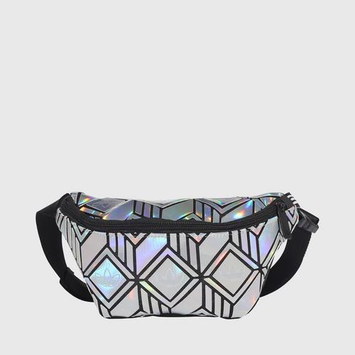 ADIDAS Waistbag 3D Waistbag (Silver Met.) UK