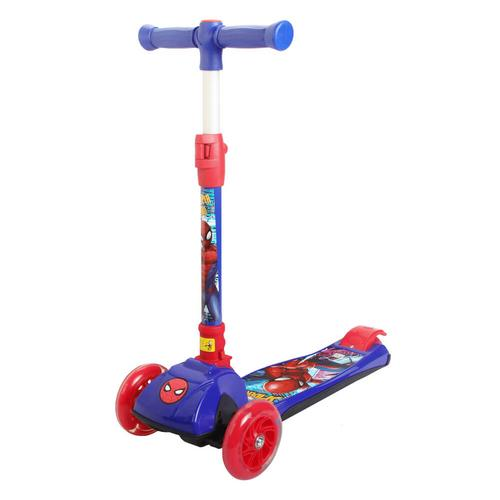 Mesuca Foldable Twist Scooter - SpiderMan