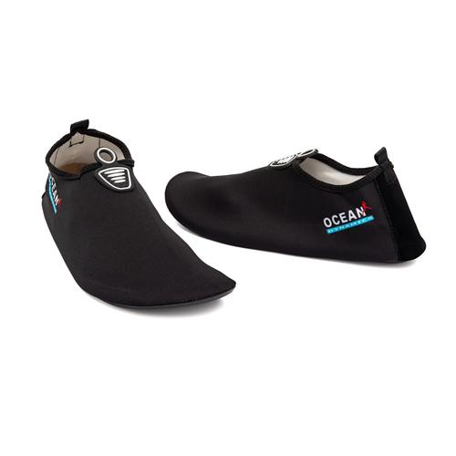 OCEAN DYNAMICS WATER SHOES BLACK - SIZE 36-37