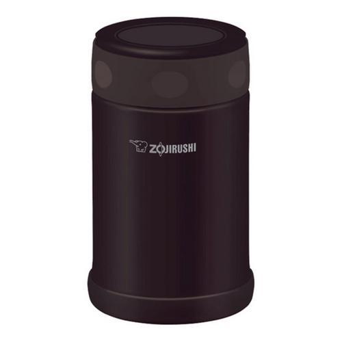 象印 (ZOJIRUSHI) 不锈钢真空焖烧杯 SWEAE50TD -0.50L - 深棕色