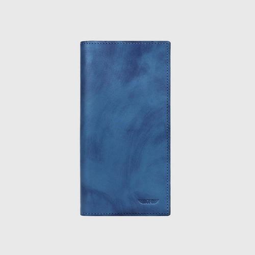 Gian Ferrente  Long Wallet BLUE