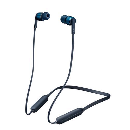 JVC HA-FX45BT-AE wireless inner ear headphones - Blue