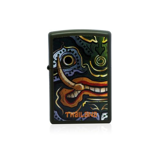 ZIPPO Exclusive Collectible Lighter GUARDIAN COLLECTION GIANT GUARDIAN OF THAILAND(CZ/MU/FM/9C 航班不可购买)
