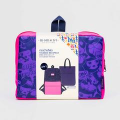 KING POWER MOMENT Mangosteen Foldable Backpack