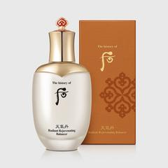 THE HISTORY OF WHOO Cheongidan Radiant Rejuvenating Balancer 150ml
