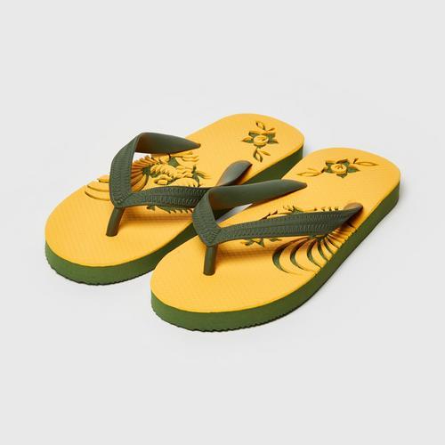 LEELAS Slippers carve chicken Size 9.5