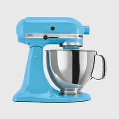 KitchenAid Tilt-Head Artisan Stand Mixer 5 Quart - Crystal Blue