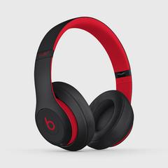 Beats Studio3 Wireless Over‑Ear Headphones -Black & Red