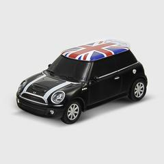 Flag Mini Cooper S (BLACK) USB
