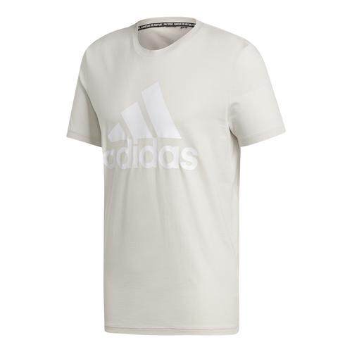 ADIDAS MEN MUST HAVES BADGE OF SPORT TEE - SIZE S