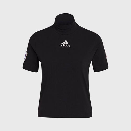 adidas W SPC TEE T-SHIRT (SHORT SLEEVE) size - XS UK