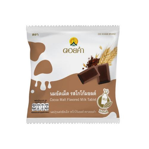 DOIKHAM Cocoa Malt Flavored Milk Tablet