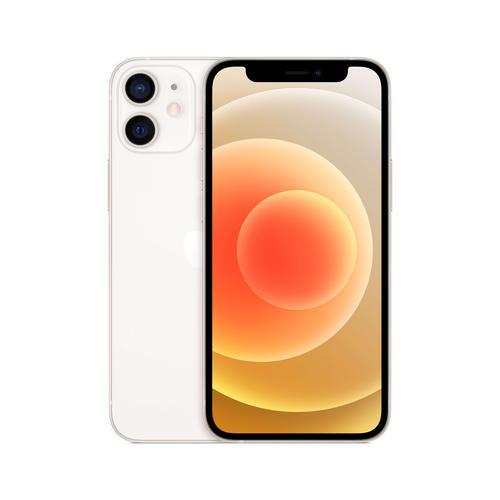 APPLE iPhone 12 Mini White (64 GB)