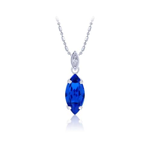 12VICTORY Sapphire Necklace
