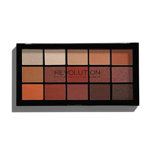 MAKEUP REVOLUTION Eyeshadow Reloaded - Iconic Fever