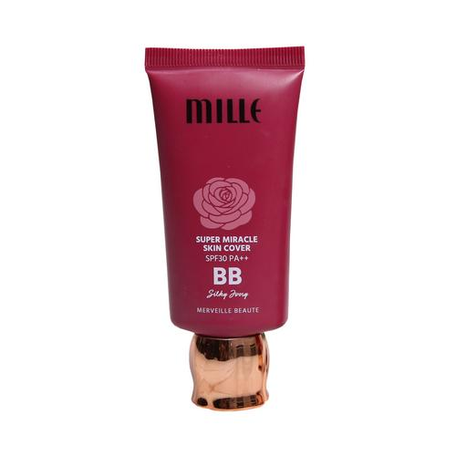 MILLE Super Miracle Skin Cover BB Cream SPF30 PA++ 30g #1 Silky Ivory