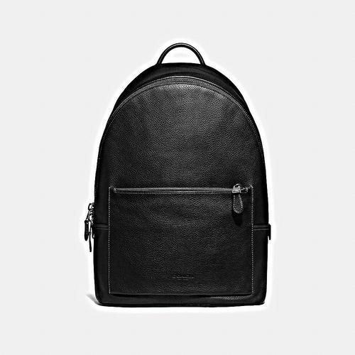 COACH Metropolitan Soft Backpack - QB/BLACK